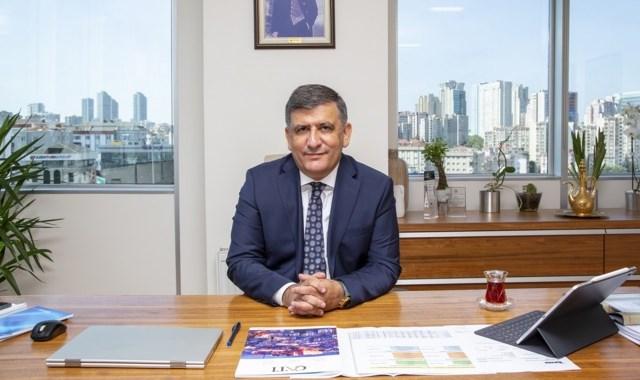Halk GYO nun yeni Genel Müdürü Bülent Karan oldu