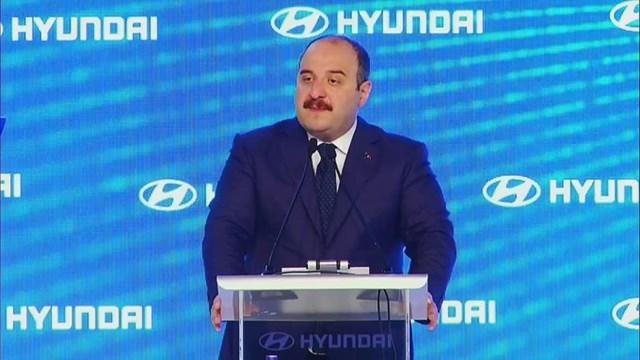Bakan Varank açıkladı: Hyundai i20 Türkiye de üretime başladı, yerlilik oranı yüzde 60 ın üzerinde