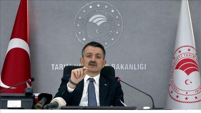 Türkiye de 19 milyon ton gıda israf ediliyor