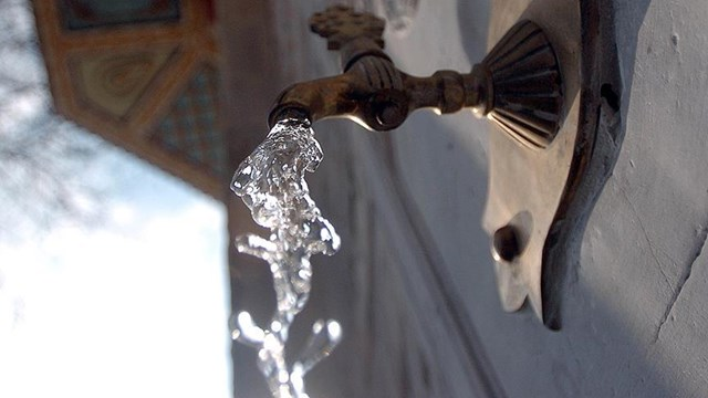 Ankara da  Suyu tasarruflu kullanalım  uyarısı