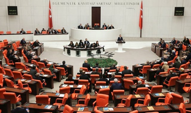 2021 bütçesi Meclis e sunuldu