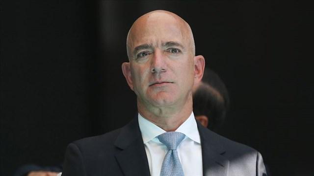 Amazon dan üç milyar dolarlık hisse satışı