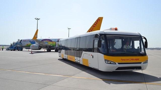 Pegasus tan 65 yaş üzeri yolculara bilet değişikliği
