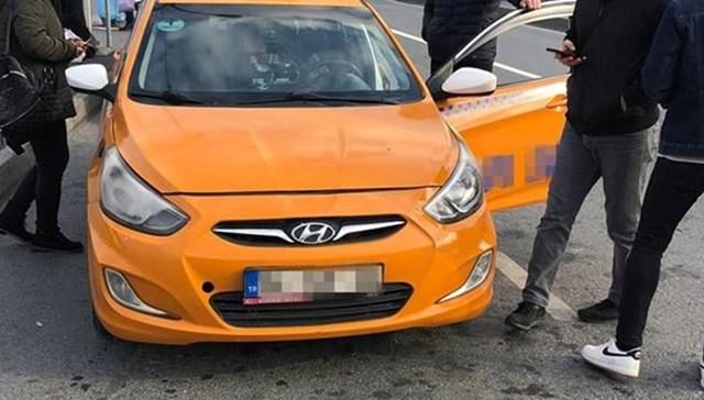İstanbul da taksilere sivil zabıta denetimi