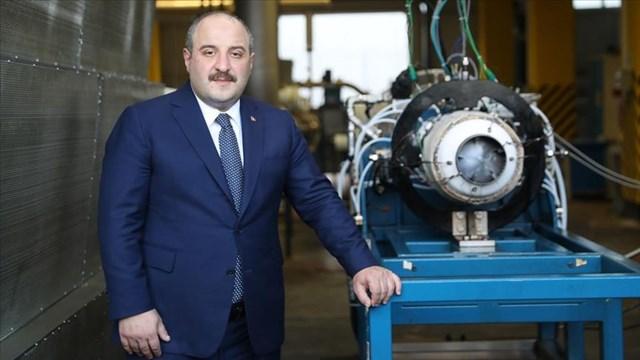 Bakan Varank: Milli füze projelerimizi artık kendi motorumuzla yapabiliyor hale geleceğiz