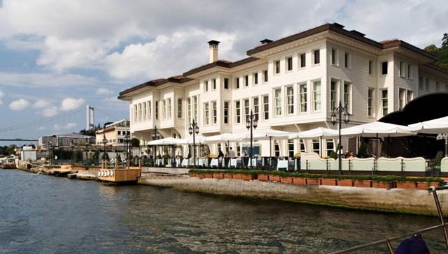 Les Ottomans Hotel in yeni sahibi belli oldu