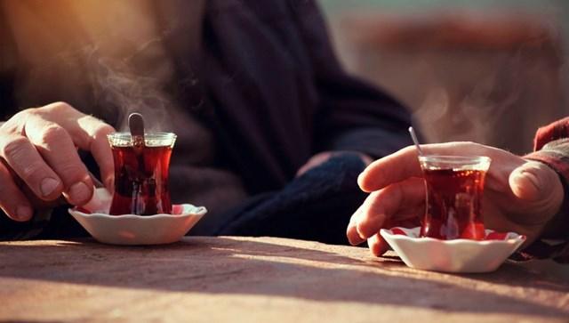 Türk çayını en çok Belçikalılar içti