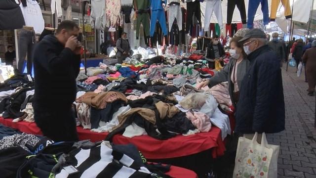 İstanbul da yüksek gelirli pazarcı tezgahları, babadan oğula geçiyor