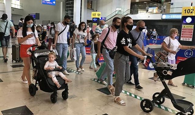 Ocak ayında yabancı ziyaretçi yüzde 71.48 azaldı
