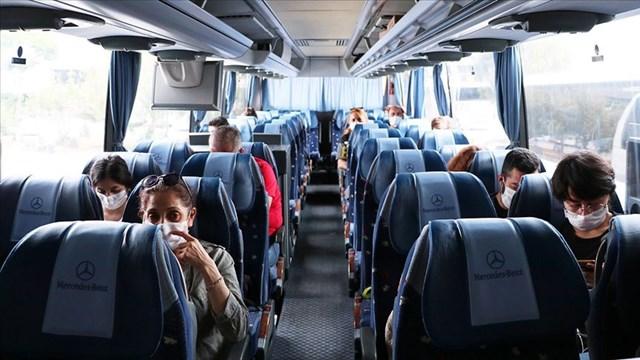 Şehirler arası otobüs seferlerinde büyük artış!