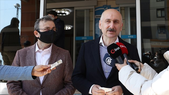 Bakan Karaismailoğlu: Pendik-Sabiha Gökçen Havalimanı Metro Hattı nı yıl sonuna kadar hizmete açacağız