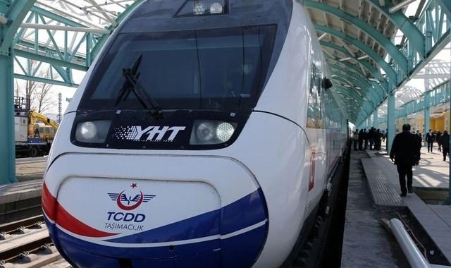 Ankara-Sivas YHT hattında seferler yazın başlayacak