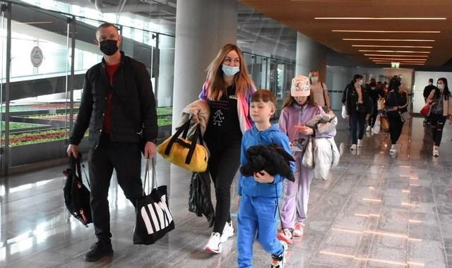 Muğla Ukraynalı turistleri ağırlıyor