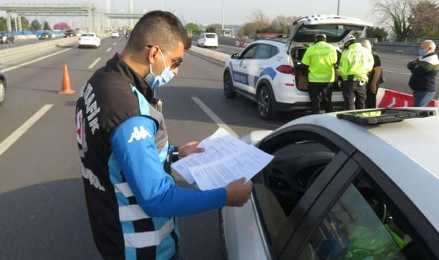 2 milyon kişiye çalışma muafiyet belgesi verildi