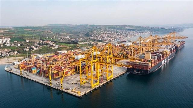 Yılın ilk 3 ayında Tekirdağ dan 146 ülkeye ihracat yapıldı