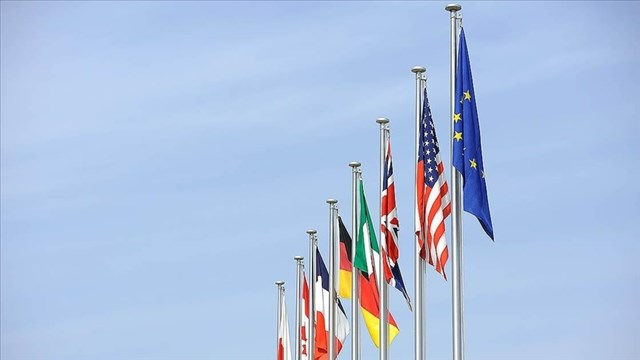 G7 maliye bakanları asgari kurumlar vergisinde anlaştı