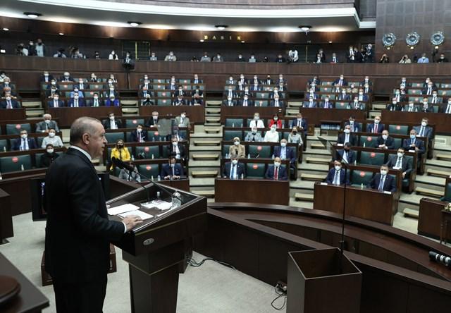 Cumhurbaşkanı Erdoğan dan 5G açıklaması