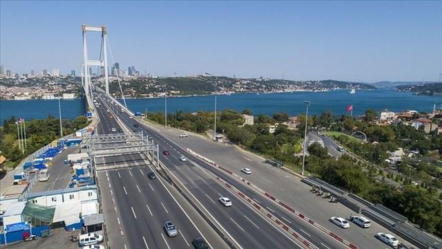 Kurban Bayramı nda köprü ve otoyollar ücretsiz