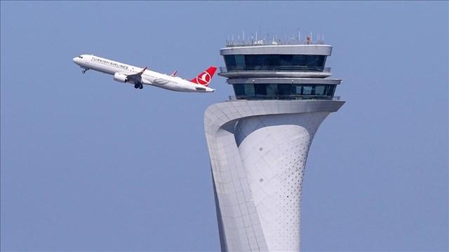 İstanbul Havalimanı Avrupa da zirvede