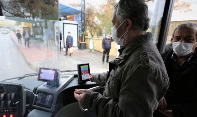 Türkiye genelinde tek ulaşım kartı kullanılacak