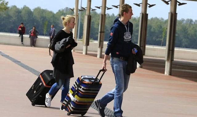 Antalya ya havayolu ile gelen yolcu sayısı azaldı