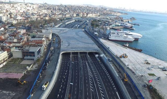 Avrasya Tüneli bugün açılıyor