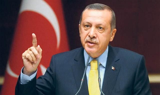 Cumhurbaşkanı Erdoğan: Türkiye deki anayasa oylamasından sanane