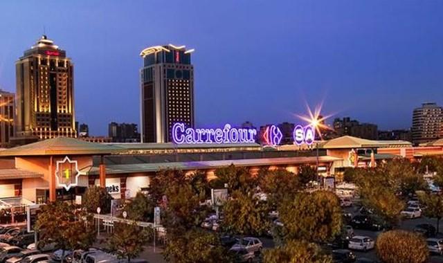 Kozyatağı Carrefour AVM 269 milyon euroya satılıyor