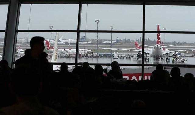 İstanbul ile Atatürk havalimanları, 11 ayda yolcu ve sefer sayılarını artırdı