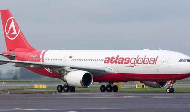 Atlas Global, uçuşlara tekrar başladı