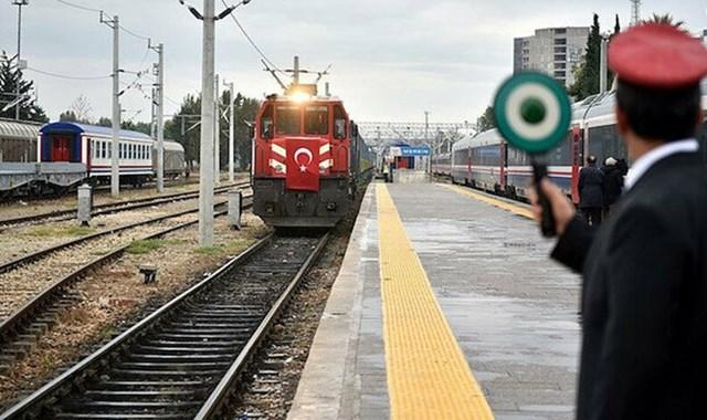 Türkiye Çin e  ihracat treni  gönderecek