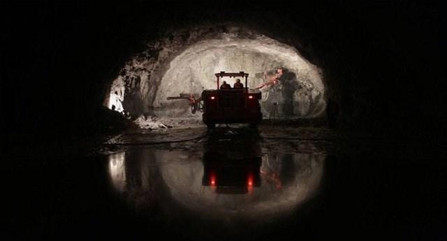 Ovit Tüneli'nde sona yaklaşıldı!