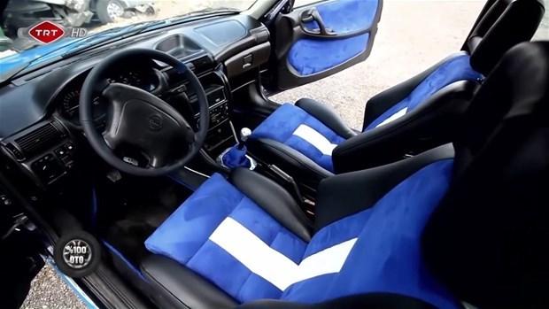 Opel Vectra'nın müthiş değişimi