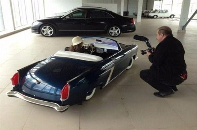 Hurda Chrysler'ın inanılmaz değişimi