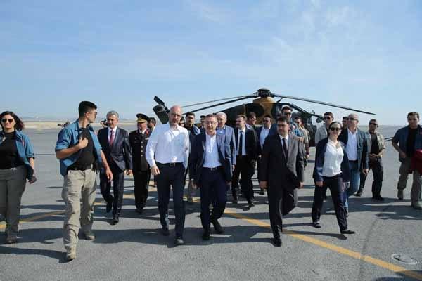 Oktay: Türkiye teknoloji ve havacılıkta ciddi bir kalkışı başlatmıştır