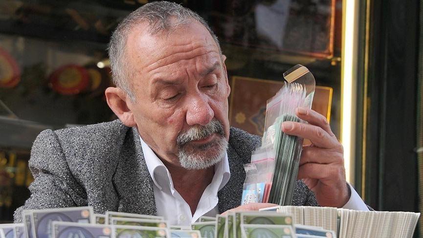 Amorti için gitti, büyük ikramiye kazandığını Milli Piyango satıcısı söyled
